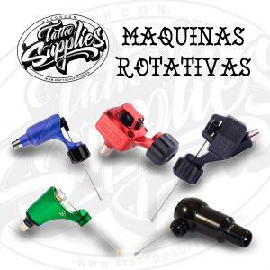 MAQUINAS ROTATIVAS