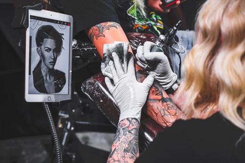plantillas de tatuar