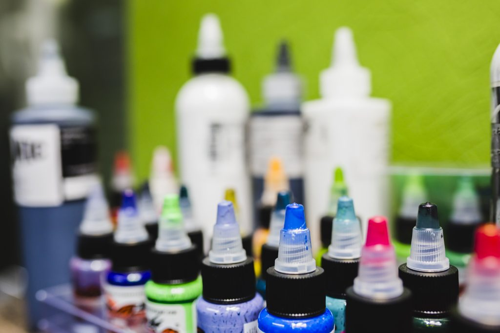 Las mejores tintas para tatuar 2020