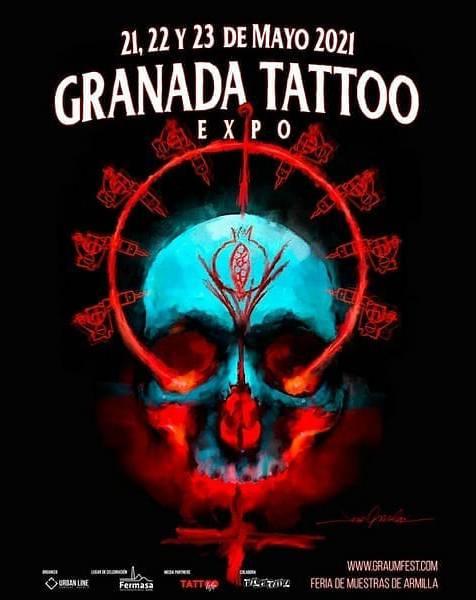 granada tattoo convencion