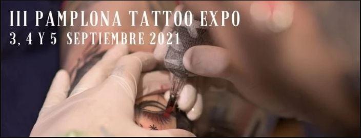 tercera pamplona tattoo expo